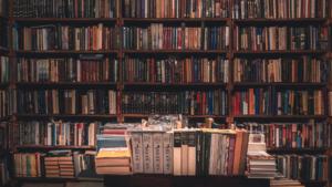 Boeken bibliotheek