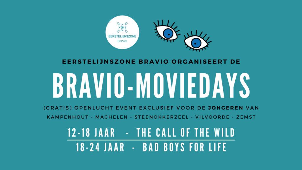 Bravio Moviedays