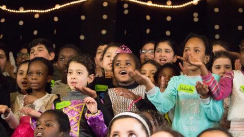 Koor&Stem kinderen zingen