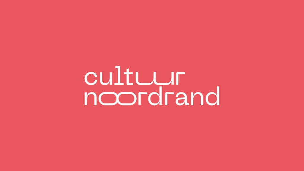Logo Cultuur Noordrand Rood