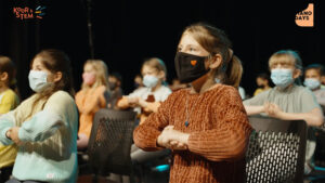 PianoDays 2021 kinderen zingen