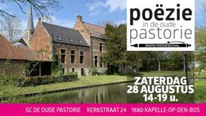 Poëzie in de oude pastorie