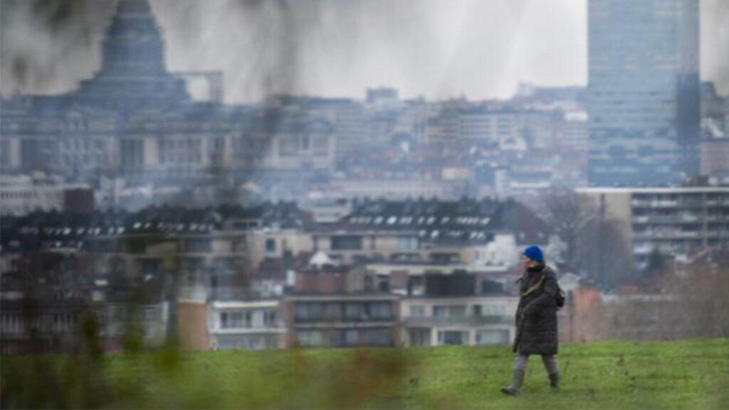 Randatlas Noordrand Brussel uitzicht