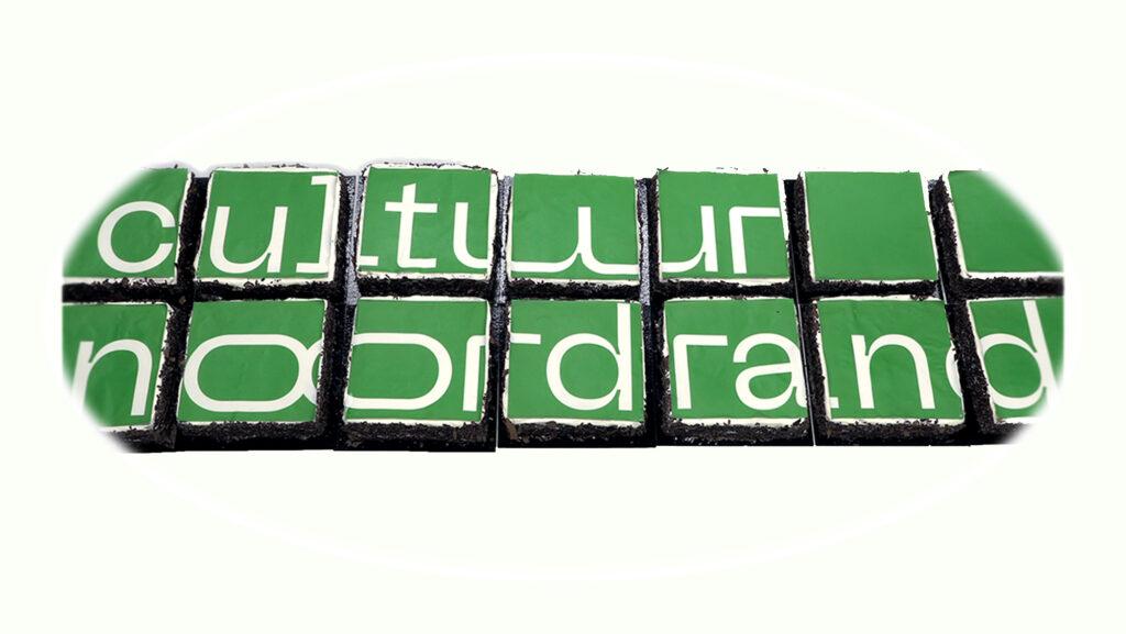 Taarten logo Cultuur Noordrand transparant