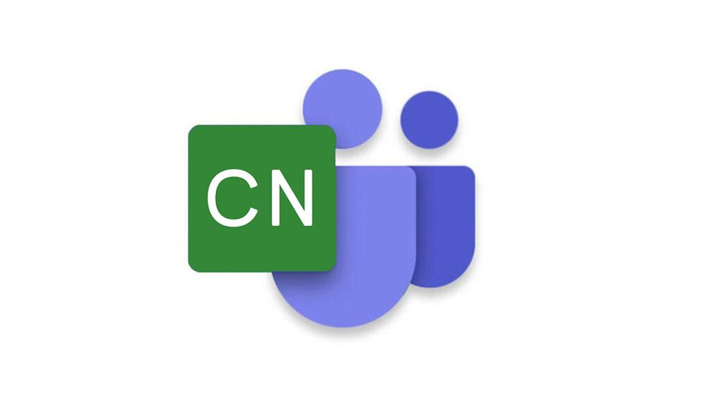 Teams logo CN