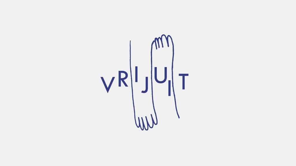VRIJUIT logo