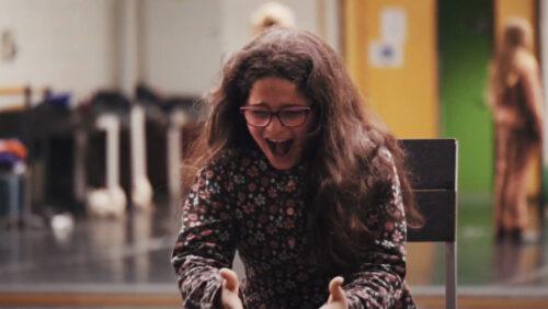 Meisje schreeuwt - Wijktraject van hetpaleis & vzw Kras