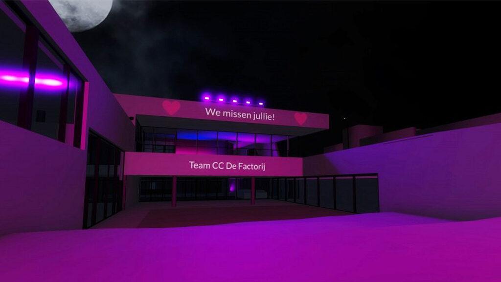 Winterwonder berichtje CC De Factorij